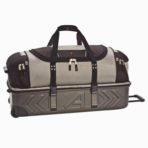 "Athalon Sportgear Molded 32"" 2-Wheeled Travel Duffel"