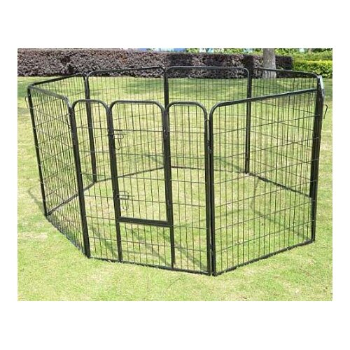Heavy Duty Portable Exercise Dog Pen