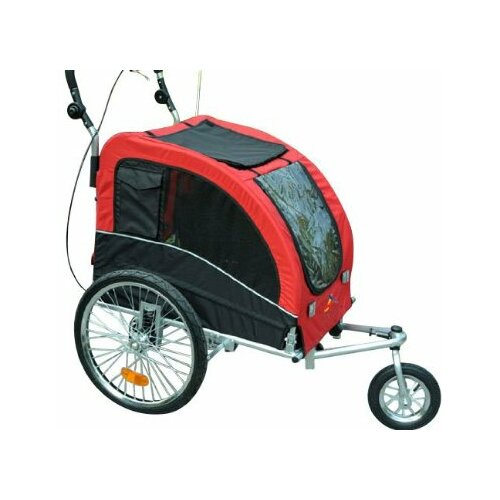 Elite II Pet Carrier Bike Trailer