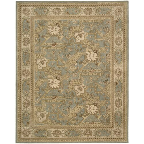 Westford Oriental and Contemporary Rugs Heritage Hall Blue/Beige Rug