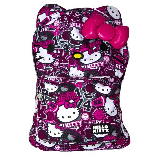 Loungefly Hello Kitty Varsity Backpack
