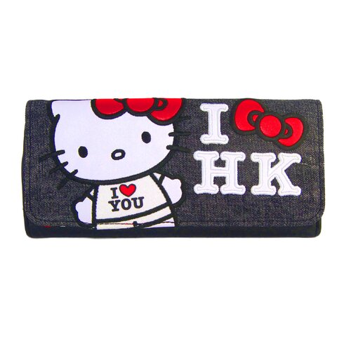 Hello Kitty I Love You Wallet