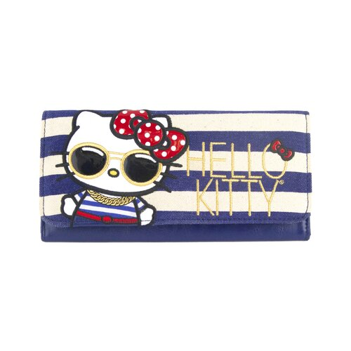 Hello Kitty Nautical Wallet