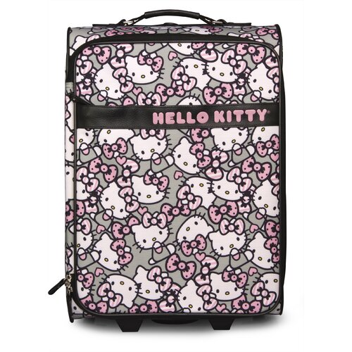 "Hello Kitty 20.75"" Carry-On Suitcase"