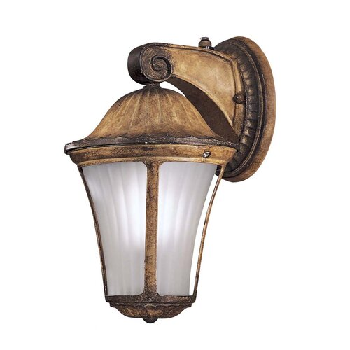 Great Outdoors by Minka Amarante Medium Outdoor Wall Lantern