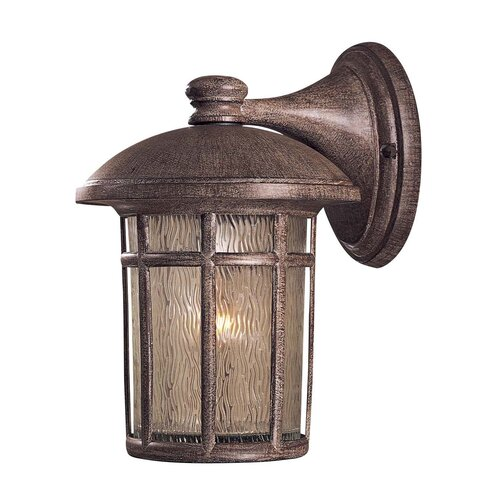 Great Outdoors by Minka Cranston Medium Outdoor Wall Lantern