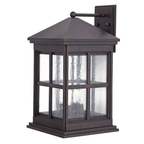 Great Outdoors by Minka Berkeley Outdoor Wall Lantern