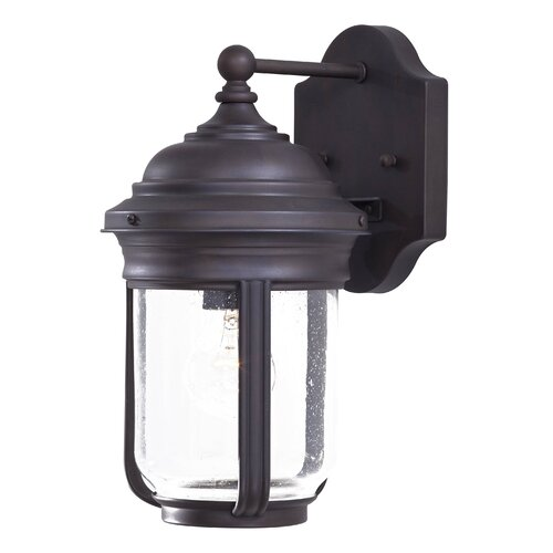 Great Outdoors by Minka Amherst Outdoor Wall Lantern