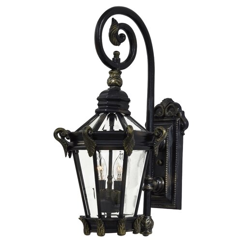 Great Outdoors by Minka Stratford Hall Outdoor Wall Mount