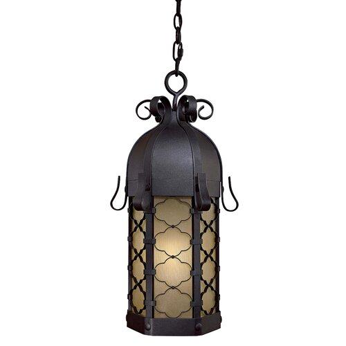 Great Outdoors by Minka Montalbo 1 Light Outdoor Hanging Lantern
