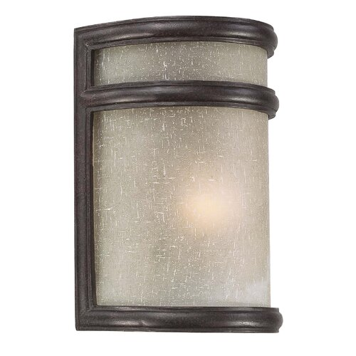 Great Outdoors by Minka Delshire Point 1 Light Outdoor Wall Lantern