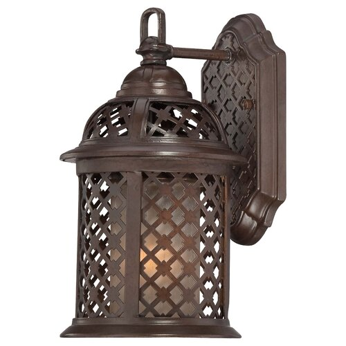 Great Outdoors by Minka Las Brisas 1 Light Outdoor Wall Lighting