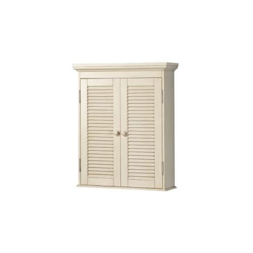 "Foremost Cottage 23.75"" x 29"" Wall Mounted Cabinet"