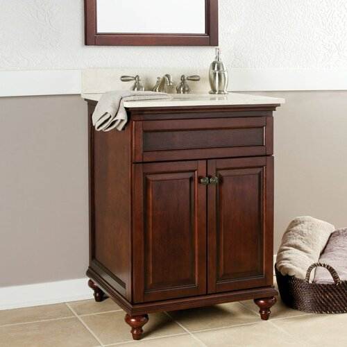 "Foremost Amelyn 24"" Bathroom Vanity Base"
