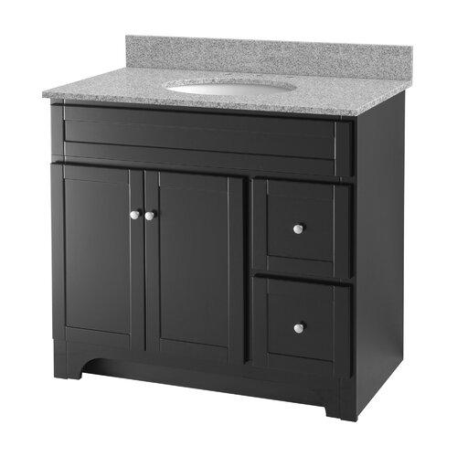 37 inch bathroom vanity wayfair