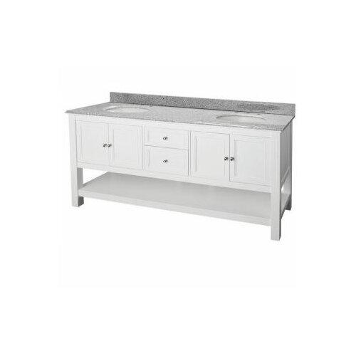Open Shelf Bathroom Vanity  Wayfair