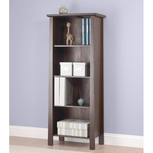 "Foremost Larissa 59.13"" Bookcase"