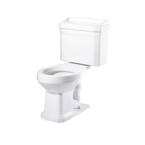 Foremost Series 1930 1.6 GPF Round 2 Piece Toilet