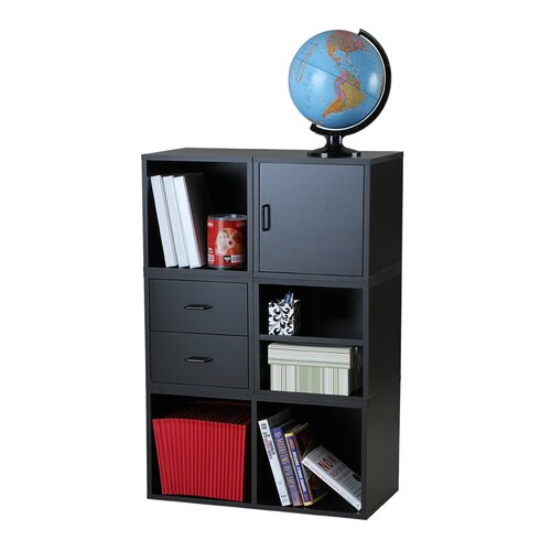 "Foremost Modular Storage 30"" Five in One System"