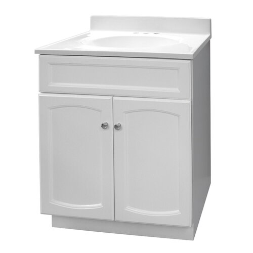 "Foremost Heartland 25"" Vanity Set with Top"