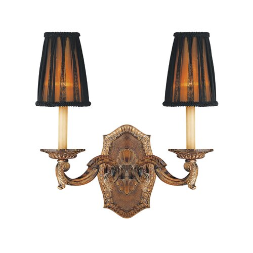 Metropolitan by Minka Mariner Metropolitan 2 Light Wall Sconce