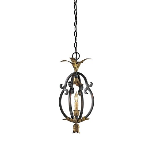 Metropolitan by Minka Montparnasse 1 Light Foyer Pendant