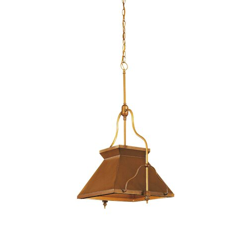 Metropolitan by Minka Metropolitan Family 1 Light Pendant
