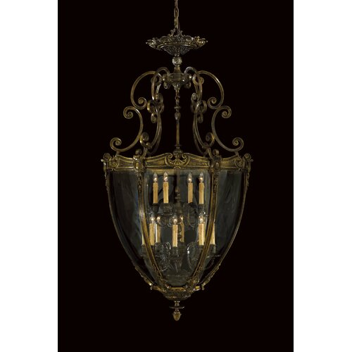 Metropolitan by Minka 12 Light Foyer Pendant