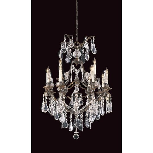 Metropolitan by Minka Metropolitan 12 Light Chandelier