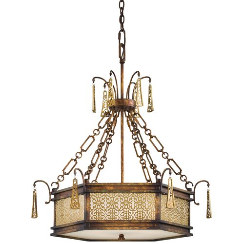 Vineyard Haven 5 Light Pendant