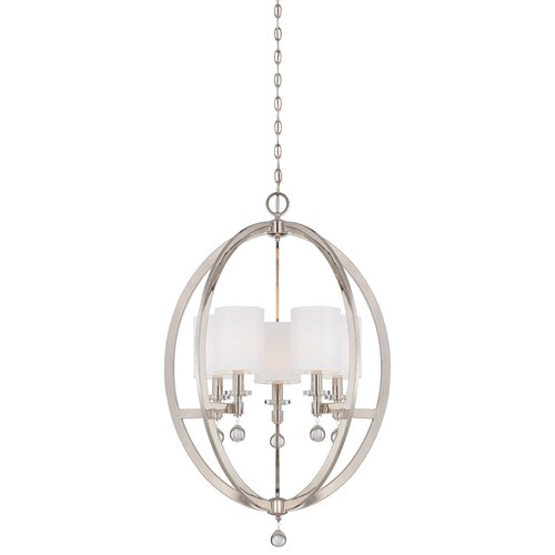 Chadbourne 5 Light Chandelier