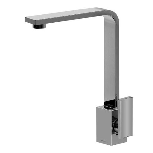 Targa Single Hole Bathroom Faucet with Single Handle