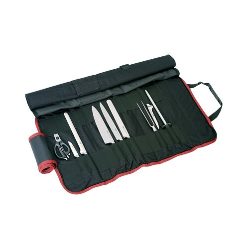 9 Piece Cutlery Set with Roll Bag