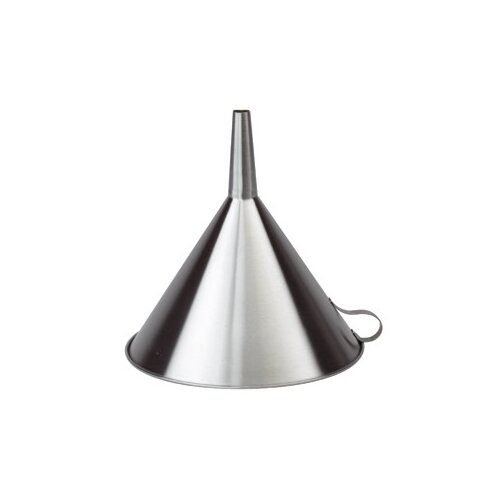 Paderno World Cuisine Funnel in Stainless Steel