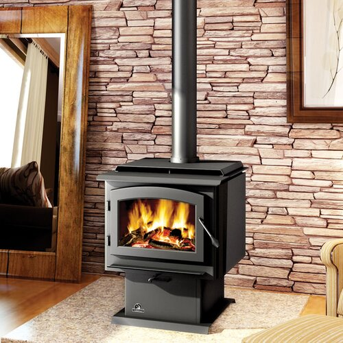 Timberwolf 2300 Economizer™ EPA 3,500 Square Foot Wood Burning Stove