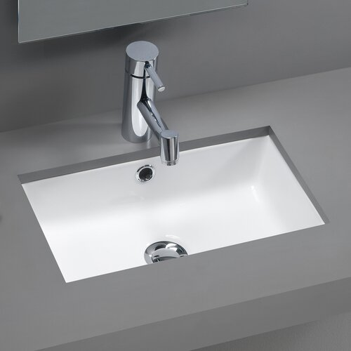 Traffic Agres Ceramic Mini Bathroom Sink