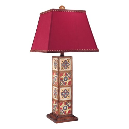 "Minka Ambience 33"" H 1 Light Table Lamp"