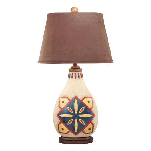 "Minka Ambience 31"" H Global 1 Light Table Lamp"