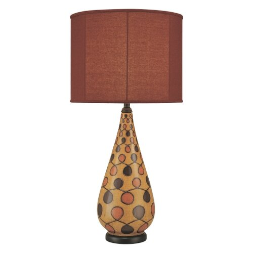 "Minka Ambience 34.75"" H 1 Light Table Lamp"