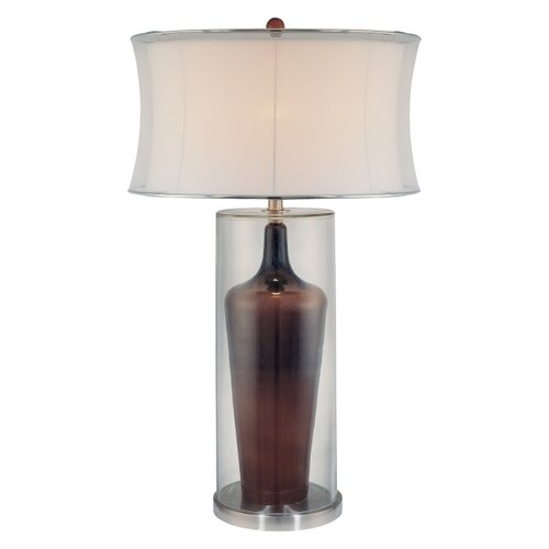 "Minka Ambience 33.25"" H 1 Light Table Lamp"