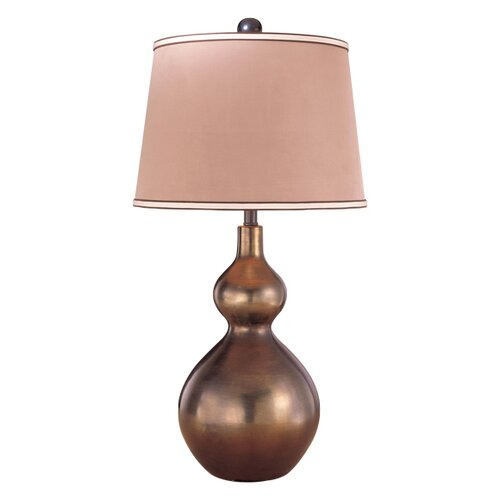 """Minka Ambience 32.5"""" H Curved Table Lamp"""