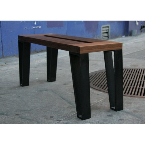 Semigood Design Whitaker Wooden Bench