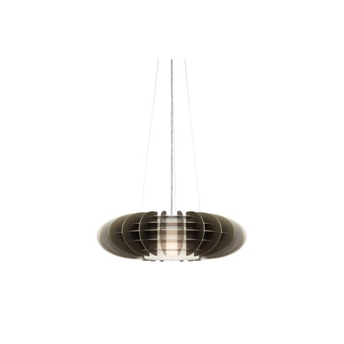 Chicago 1 Light Jazz Pendant