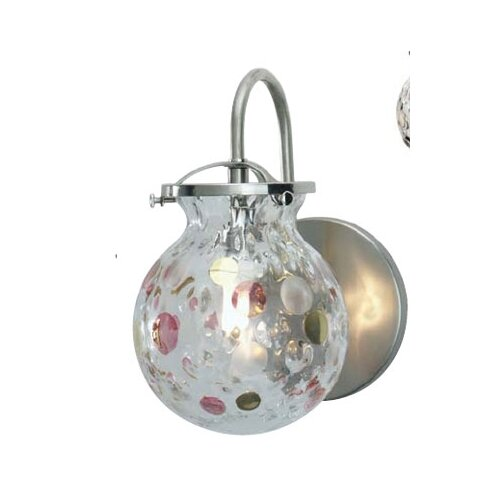 LBL Lighting Daisy 1 Light Wall Sconce