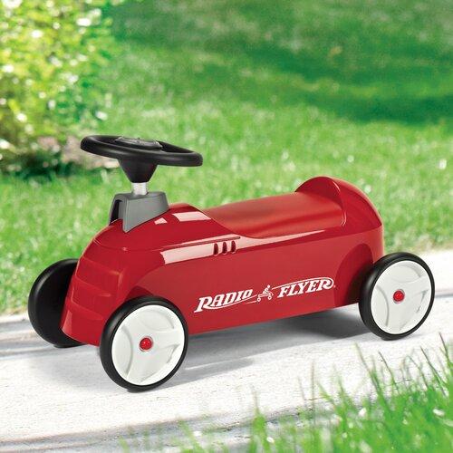 Radio Flyer Flyer 500 EZ Push Car