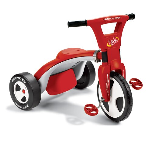 Radio Flyer 2 in 1 Tricycle