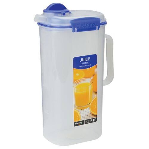 67 Oz. Klip It Juice Jug