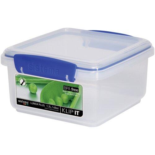 40-Oz. Klip It Food Storage Container