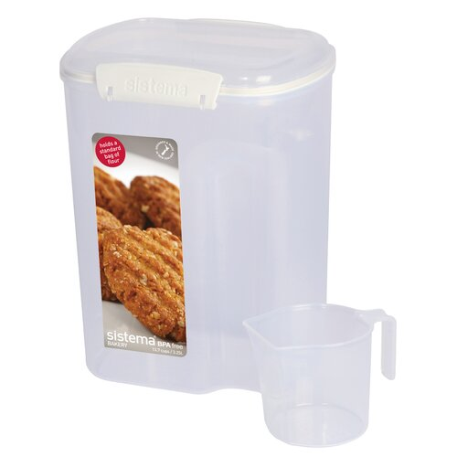 37-Cup Flour Container