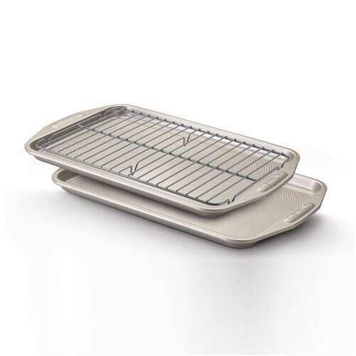 Circulon 25th Anniversary 3 Piece Rectangle Bakeware Set